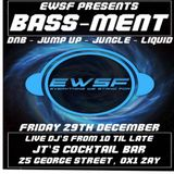 The BASS-MENT mini mix Oxfords Newest DnB Event