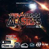Psy-Prog Allstars podcast # 16 with Dj Tony Montana [MGPS 89,5 FM] 30.09.2017