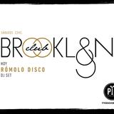 GuestMix for Brookl&n Club @ Paullier y Guaná Radio / 3-12-2016