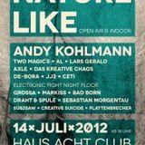 Bad Born @ Nature Like - 14.07.2012 - Haus Acht Club (Frankenförde)