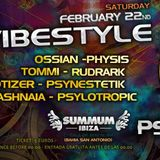 """22.02.2014  Psylotropic live (alternative set) @ Ibiza vibestyle """"unknown languages summum (ibiza)"""