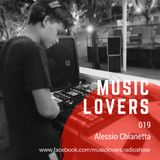 MusicLovers #019 - by Alessio Chianetta