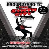DIZE7+Sascha Müller (Live PA) @ Ground Zero TC Pres Synth City - Kulturhaus Kili Berlin - 22.06.2018