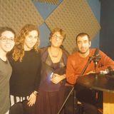 Karibu e Voci Scomode, con M.Belluati, M.Cinar, F.Ferrero @Caffè dei Giornalisti - 24/11/16