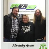 Interview with Stu and Staffy from Already Gone 25 May 2017 on The Local - SA