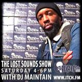 DJ Maintain - Lost Sounds Show 158