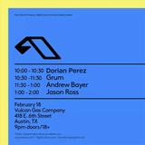 d.Perez - Opening Set For The Anjunabeats Tour (Live From Vulcan Gas Company Austin, TX)