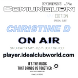 Mark J's Comuniquem (May 2016) with guest Christine D