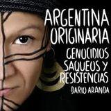 20103-12-08 Dario Aranda: Columna Tierra y Originarios
