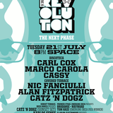 CATZ 'N DOGZ - LIVE at MUSIC IS REVOLUTION @ SPACE - JULY 21st 2015 - IBIZA SONICA
