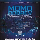 Live @ Momo Dobrev's Birthday Party 2015