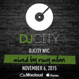 Roxy Milan - Friday Fix - Nov. 6, 2015