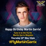 #FlyMartinGarrix Megamix (14.05.15)