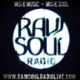 The Upklose and Personal Show hosted by Brother PJ on www.rawsoulradiolive.com - 15th Nov 2K17