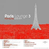Paris Lounge Vol 3 Disc 1