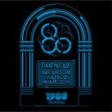 Dan McKie pres Backroom Jukebox - Miami 2011 - Out on 1980 Recordings - April 3rd 2011