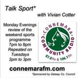Connemara Community Radio - 'Talk Sport' with Vivian Cotter - 23sept2019