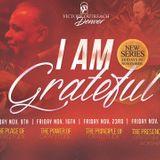 """Pastor Steve Dominguez: """"The Place Of Gratitude"""" (11.09.18)"""