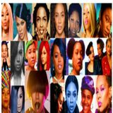 Female's Rapper's In Action