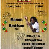 "Spéciale "" Up Inna Town #3 ""  / Marcus Davidson / Meta Dia"