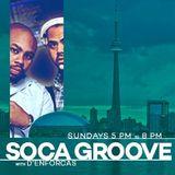 The Soca Groove - Sunday April 12 2015