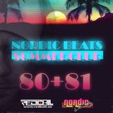 Nordic Beats Summerclub 80+81 by redball