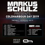 CLAUS BACKSLASH - COLDHARBOUR DAY 2019 # 31. JULY 2018 PRES. BY MARKUS SCHULZ