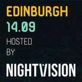 Patrick Topping - Live @ Skybar (Edinburgh, UK) - 14.09.2017