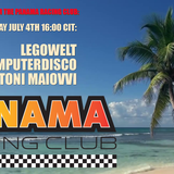 Legowelt, Computerdisco, Antoni Maiovvi & DJ TLR Live @ Panama Racing Club 2017.07.04 (S03E36)