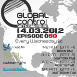 Dan Price - Global Control Episode 050 (14.03.12)