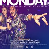 D.E.F Live @ Monday 10-12-18 (R&B - Hip Hop - Warmup)