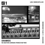Shamos w/ Bastien Carrara French Rap Mix - 15th February 2017