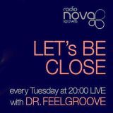 DR.FEELGROOVE Exclusive New Year mix for radio Nova [2014-2015]
