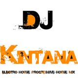 DJ Kintana - Electro-House & Progressive-House Session