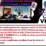 conference de presse _3juillet 2o14_FPI-Affi N'Guessan