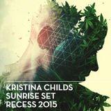 Sunrise Set @ Recess 2015