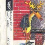 DJ Vertigo - Rudolph The Red Nosed Vertigo, Dec 1991
