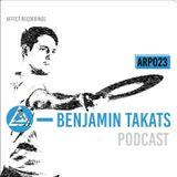 [ARP023] PODCAST by BENJAMIN TAKATS - affectrecordings.com