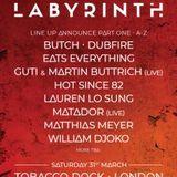 Matthias Meyer - Live @ Labyrinth (Tobacco Dock, London) - 31-MAR-2018