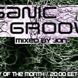Jon - Organic Grooves No. 7 (Guestmix by Clark) @ Drums.ro Radio (06.02.2017)