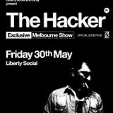 Wil-tron Recorded Live @ The Hacker - Liberty Social 30.05.14