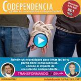 Codependencia: ¿Estas en una relación co dependiente?