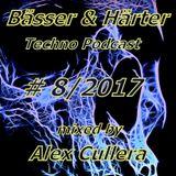 Alex Cullera  @Bässer & Härter Techno Podcast  #08/2017