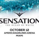 Fedde Le Grand - Live @ Ocean Of White Sensation (Miami) 2013.10.12.