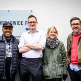 Brownswood Forum with Isabelle, Petester, Chris Ceetop & LDLDN // 26-04-17