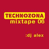 TECHNOZONA mixtape 06 by DJ Alex