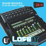 David Noakes - In the mix show 122 - 8th Nov 2014
