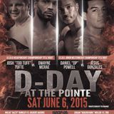 PRO-AM Boxing & DJ SPK presents D-DAY AT thePointe Mix