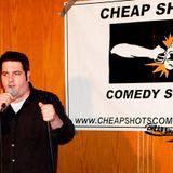 Joking Off Episode 10 - Cheap Shots Live