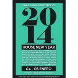 Funk & Sugar Please! HOUSE NEW YEAR 2014